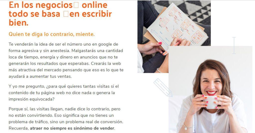copywriter español