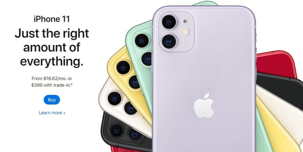 iPhone short copy