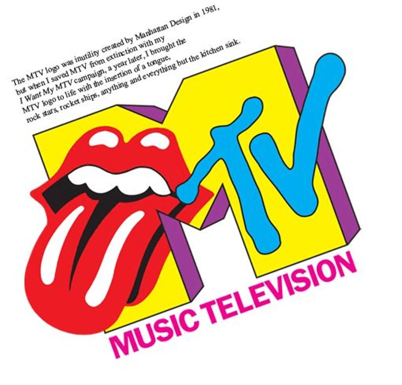 MTV Logo George Lois