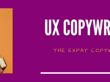 Qué es UX copywriting