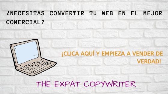Copywriter Inglés