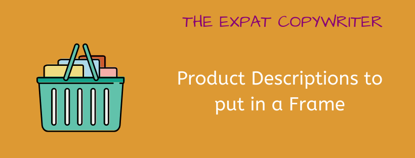 The best examples of product descriptions