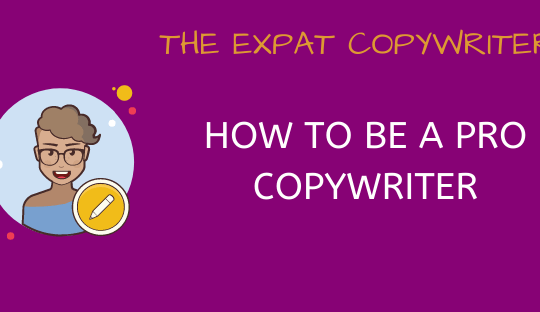 How to become a good copywriter
