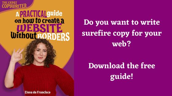 Free Copywriting Guide